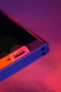 SONY Xperia sample photo